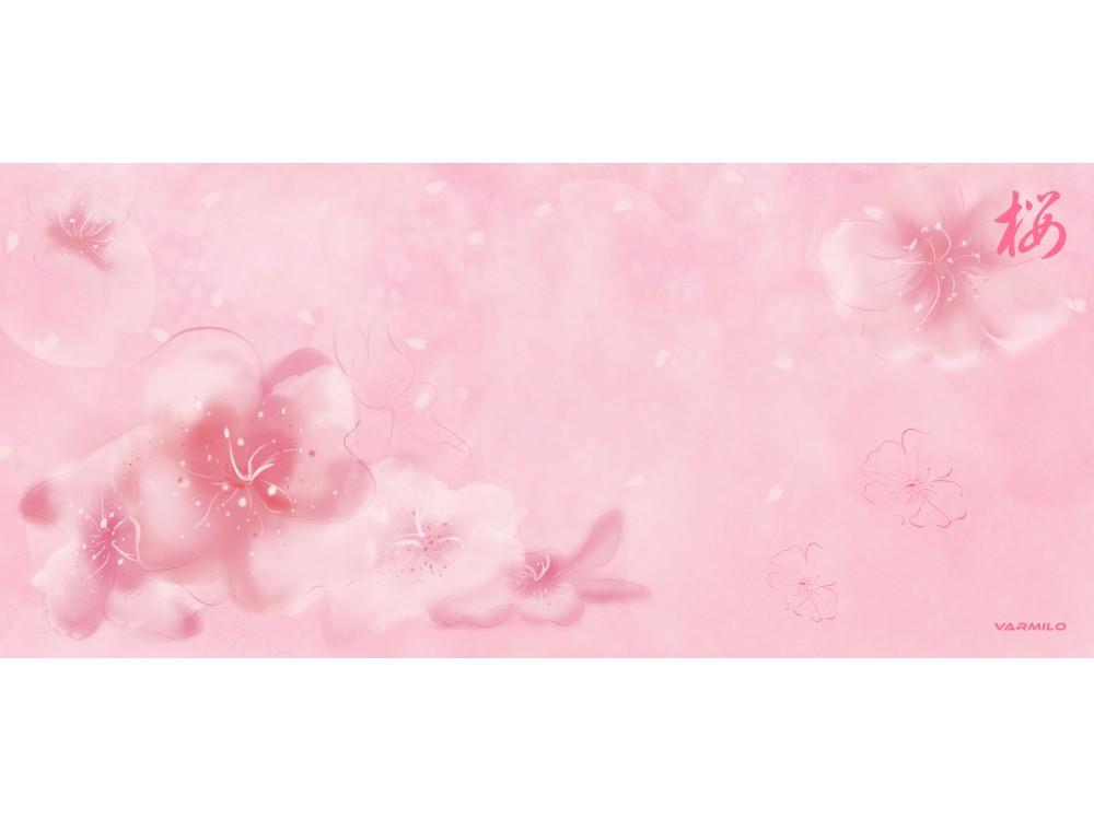 Varmilo Sakura Desk Mat Extra Large