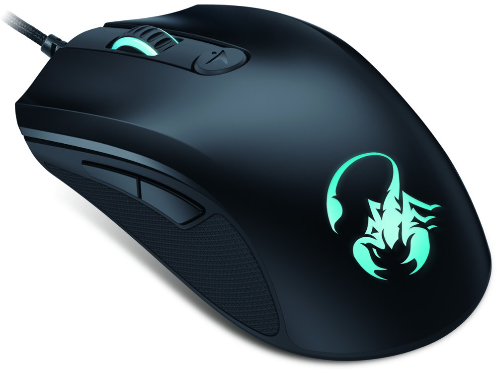 Scorpion Gaming Laser Mouse 8200 DPI
