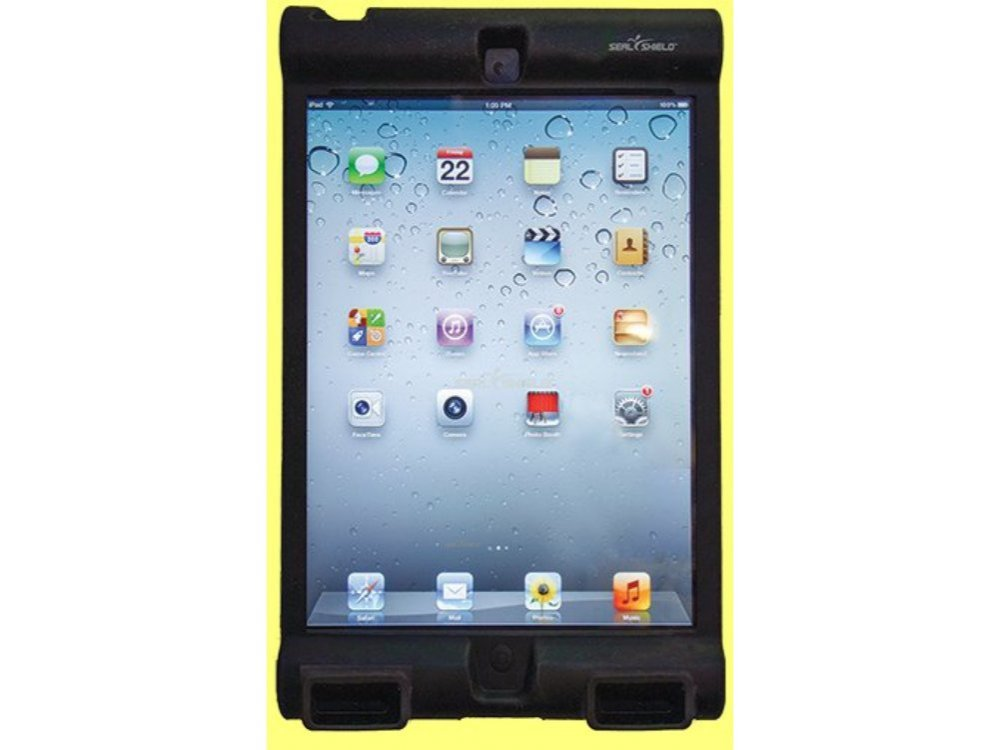 Silicone Bumper Protective Antimicrobial Case for iPad Mini