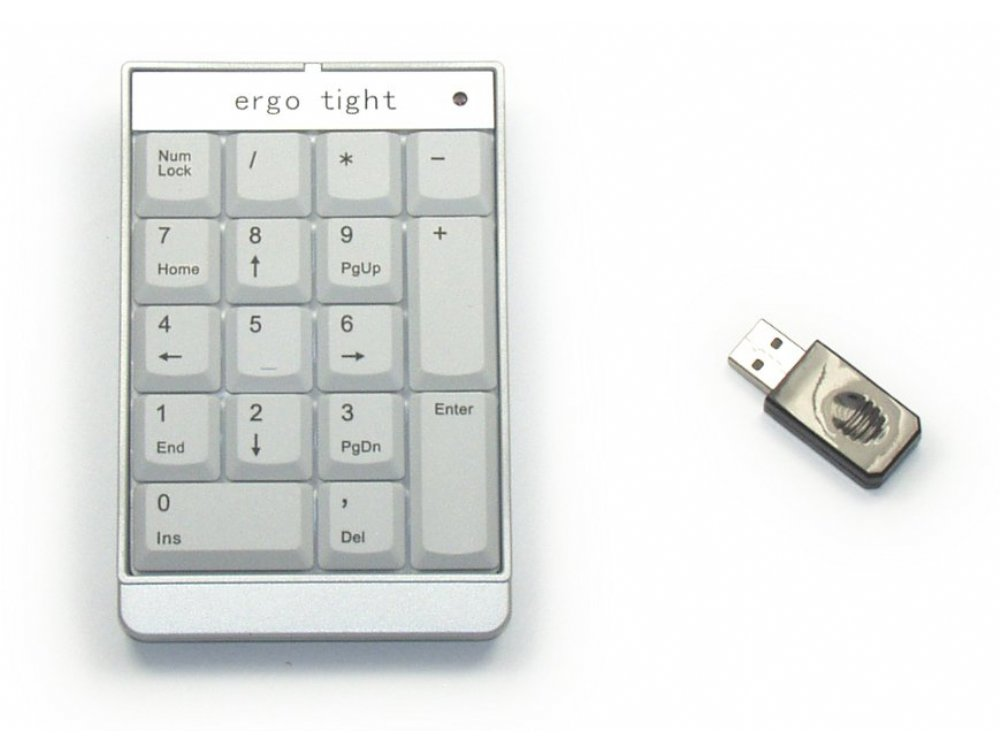 Wireless Keypad RF