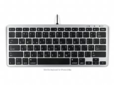 Matias Slim One Keyboard for iPhone and Mac, US