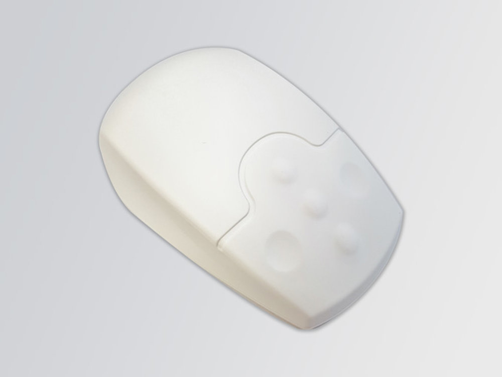SterileMouse Laser Wireless Antibacterial Scroll Mouse