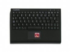 Wireless super mini keyboard with built-in touchpad