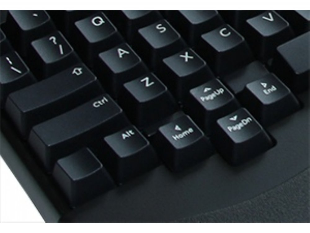 Truly Ergonomic 209 Mechanical Keyboard, Printed MX Brown Tactile 88 Key, picture 7