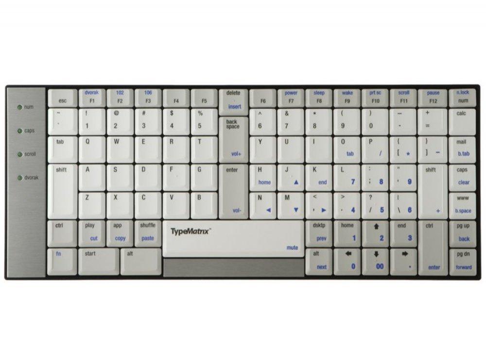TypeMatrix 2030 USB - US Qwerty Keyboard