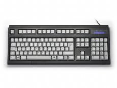 Swedish/Finnish Ultra Classic IBM style keyboard, Black USB