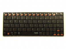 Ultra Slim Black Bluetooth iPad Keyboard