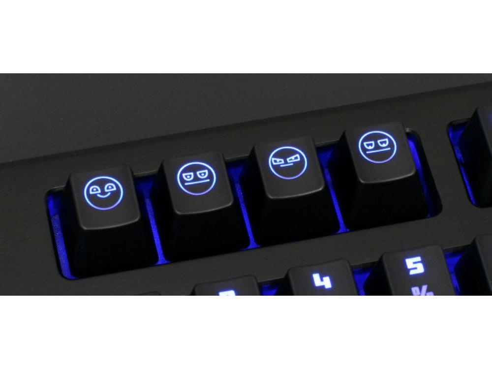 Cherry MX Unamused Face Keycap Set