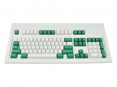 Unicomp Green 37 Key ANSI Part Keyset