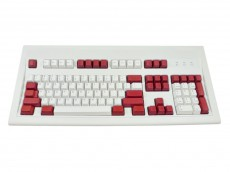 Unicomp Red 37 Key ANSI Part Keyset