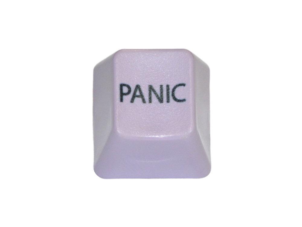 Unicomp Lilac PANIC Key