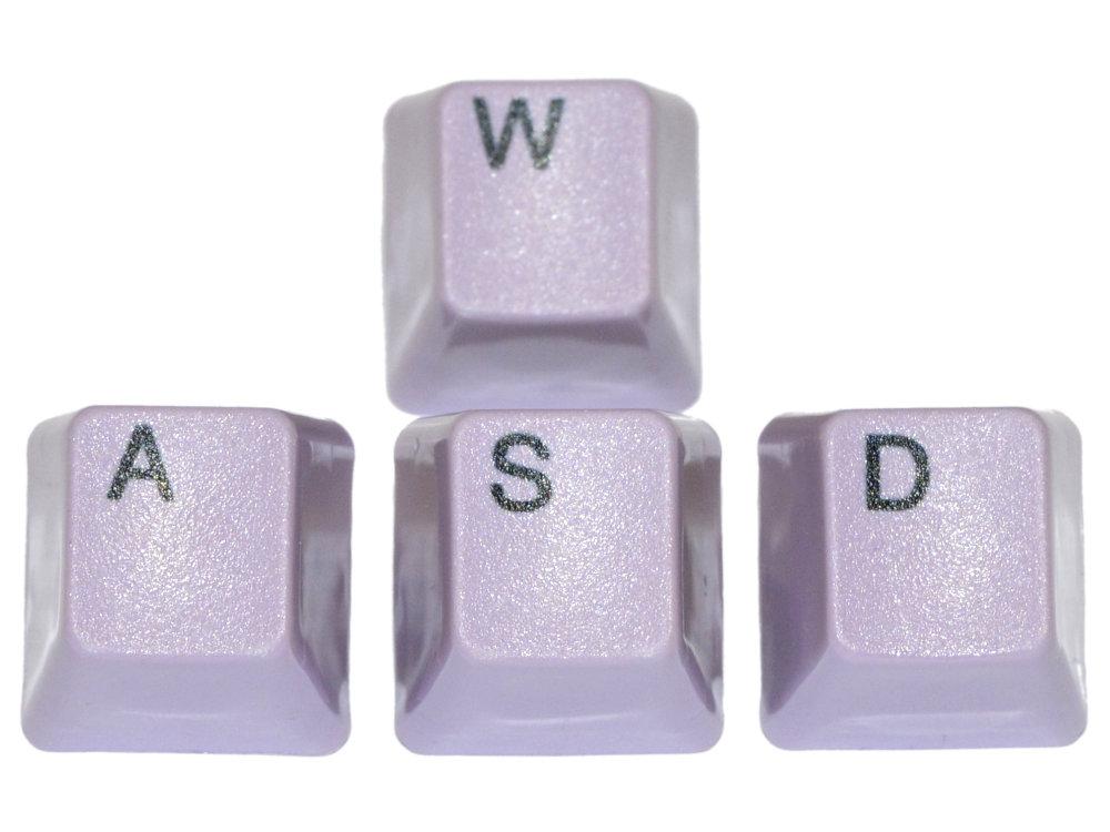 Unicomp Lilac WASD Keyset