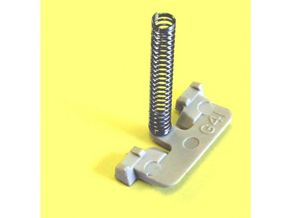 5 Unicomp Pivot Plate and Spring Assemblies