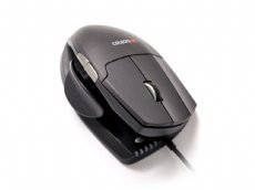 Contour Unimouse Wired Ergonomic Left Handed Mouse