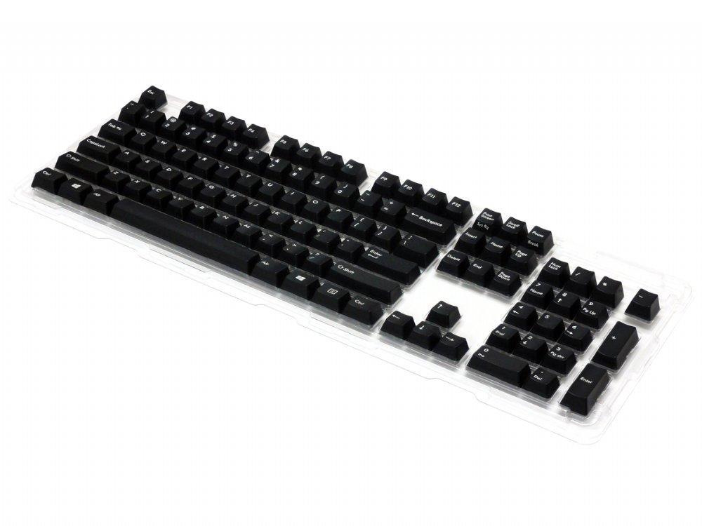 USA Black Filco 104 Key Keyset Pack