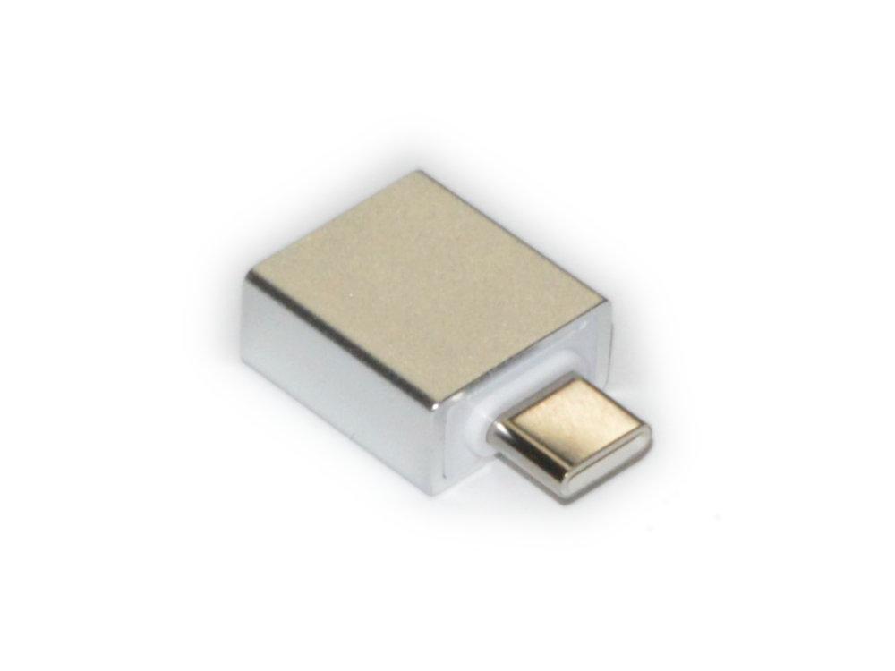 Matias Aluminium USB to USB-C Adaptor
