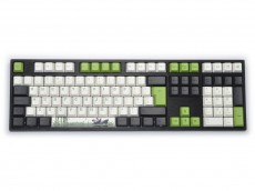 UK VA109M Panda PBT Backlit MX Brown Tactile Keyboard Set