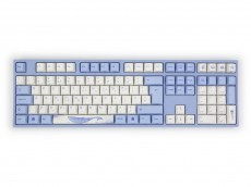 UK 109M Sea Melody PBT Backlit Mechanical Keyboards