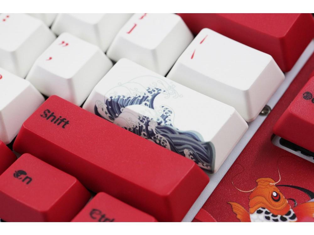 USA VA87M Koi PBT MX Brown Tactile Keyboard