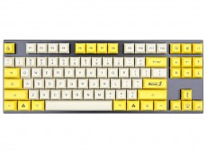 USA VA87M Radiation PBT Backlit MX Brown Tactile Keyboard