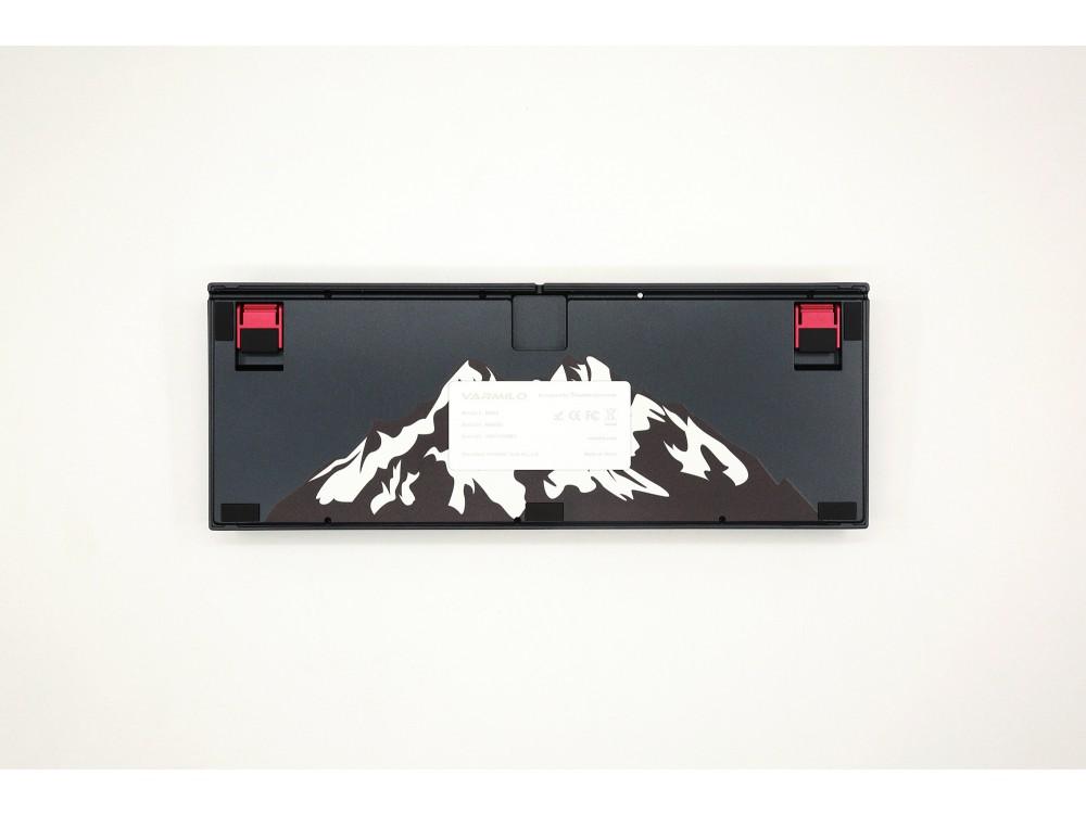 UK MA88M r2 Summit PBT Backlit EC Sakura Tenkeyless Keyboard