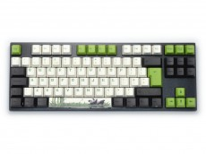 UK VA88M Panda PBT Backlit MX Brown Tactile Keyboard Set