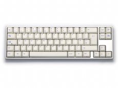 Varmilo UK VA69M PBT Ice Blue Backlit Aluminum Alloy Milk White Keyboards
