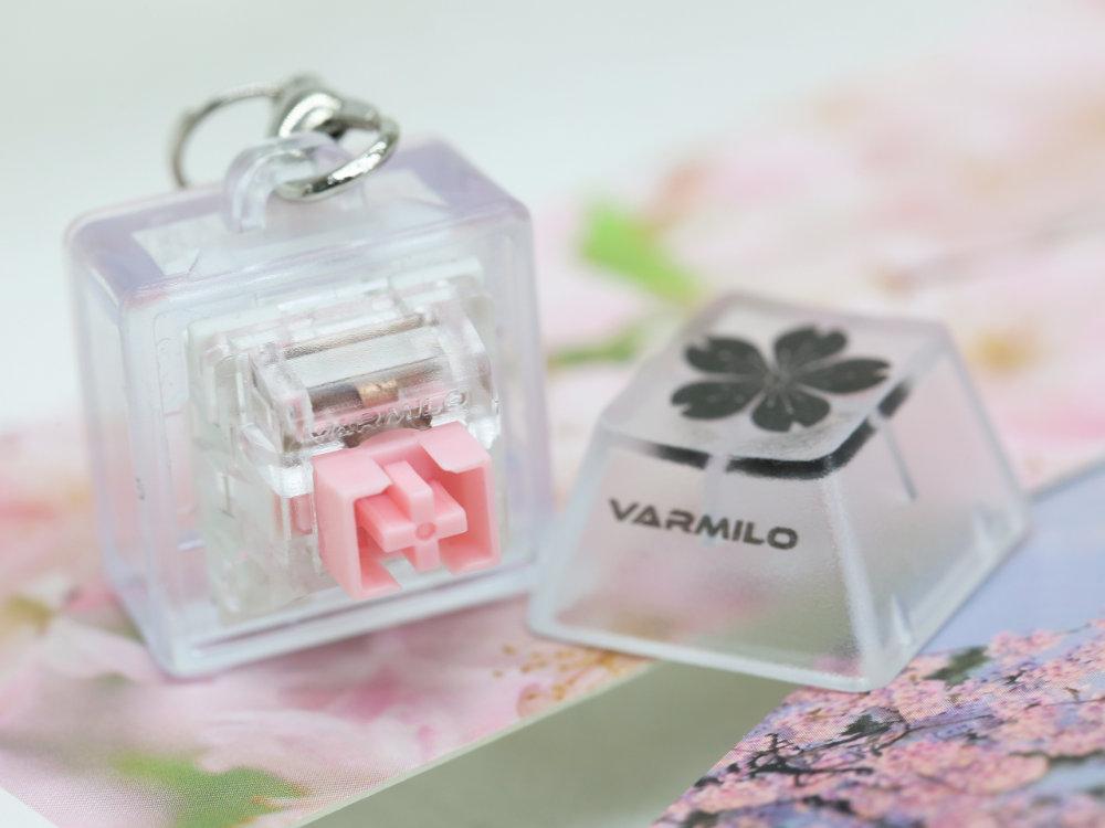 Varmilo Sakura EC Switch Keyring