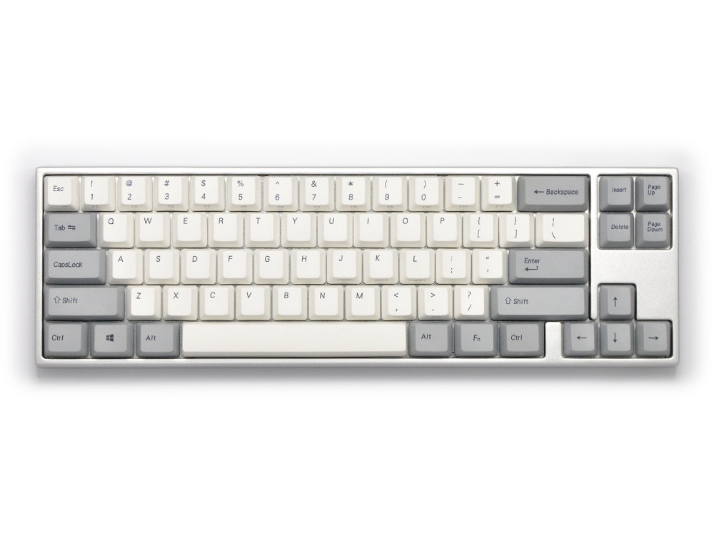 USA VA68Mg PBT RGB Backlit Magnesium Alloy Silent Keyboard