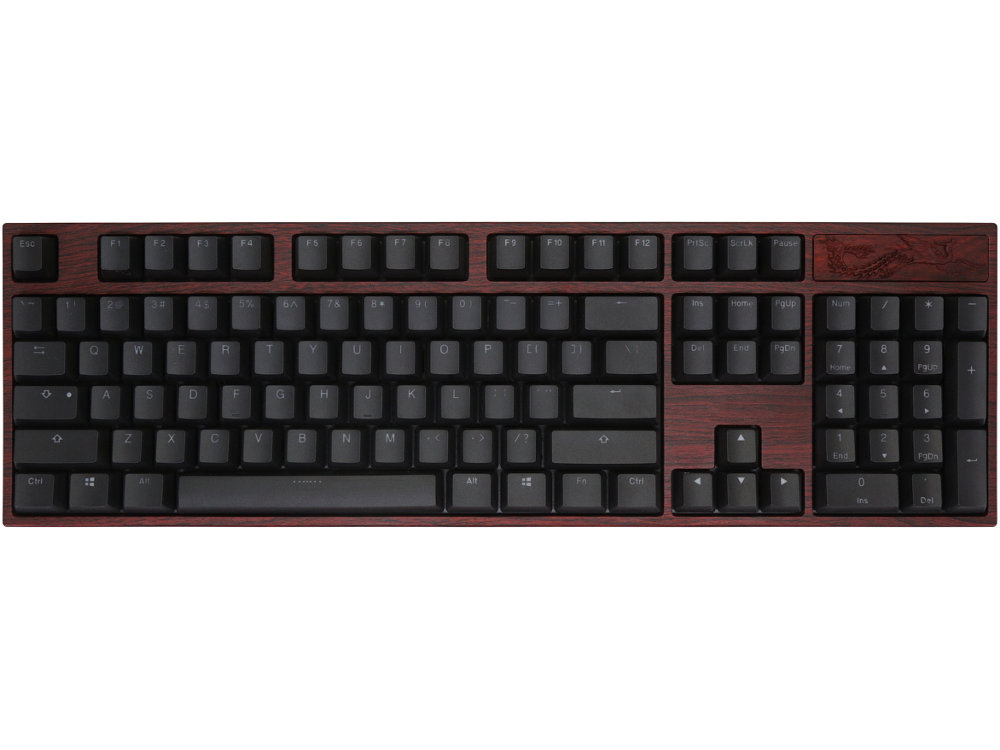 USA VA104M Phoenix Backlit MX Brown Tactile Keyboard