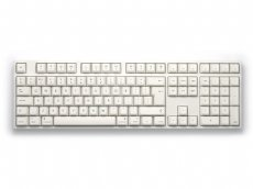UK VA109Mac PBT Backlit MX Silent Red Soft Linear Mac Keyboard