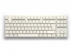 UK VA88Mac PBT Backlit MX Blue Click Mac Keyboard