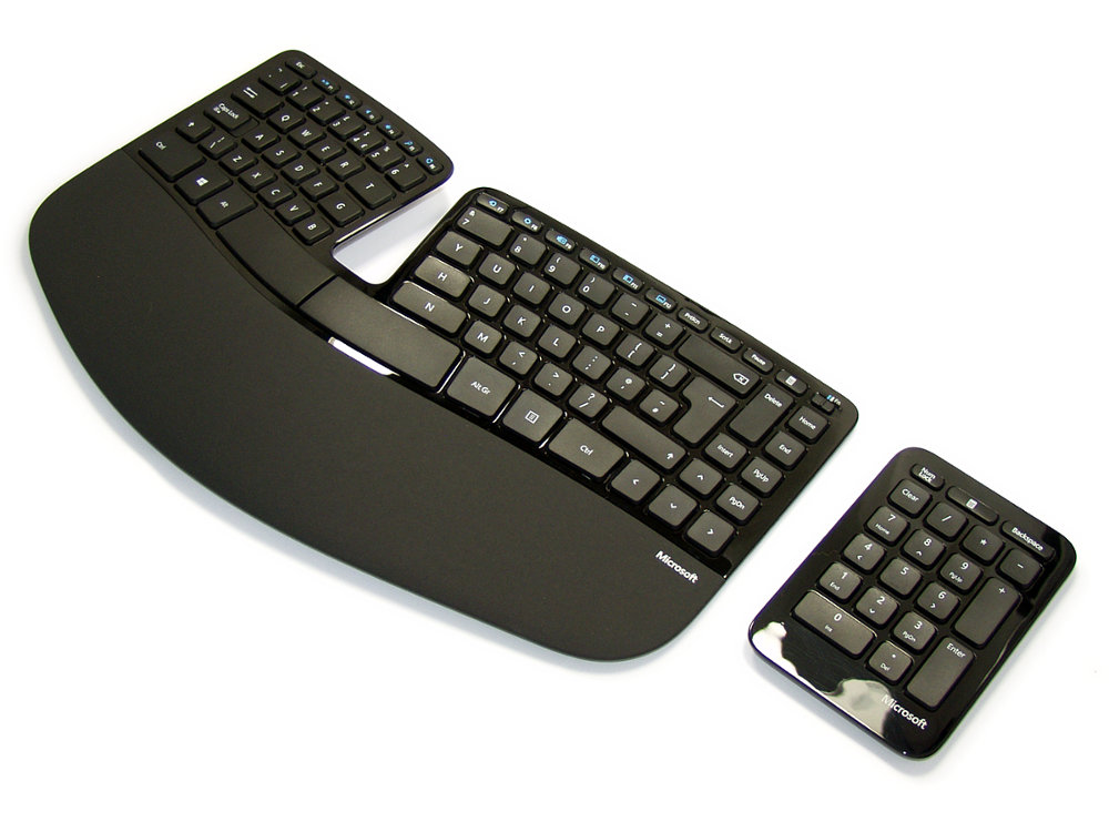 Wireless Sculpt Ergonomic Desktop, picture 2