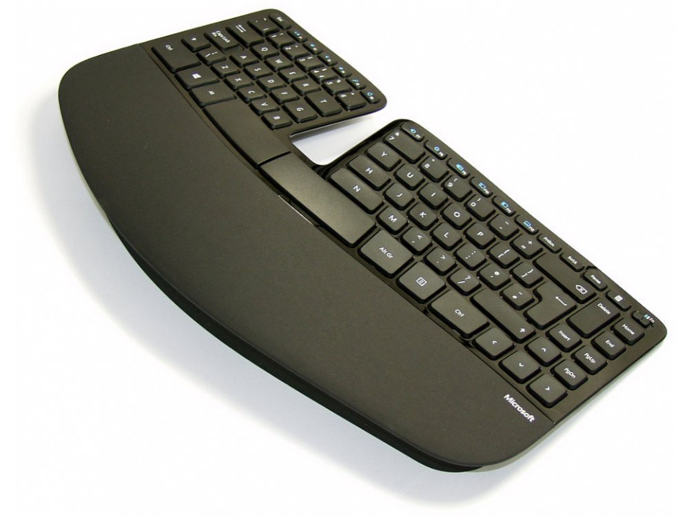 Wireless Sculpt Ergonomic Keyboard and Keypad : KBC-5260 : The