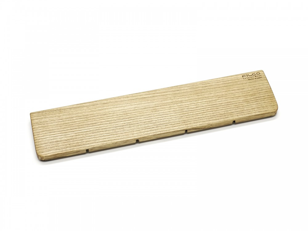 Filco Wood Palm Rest for TenKeyless Keyboards, picture 1