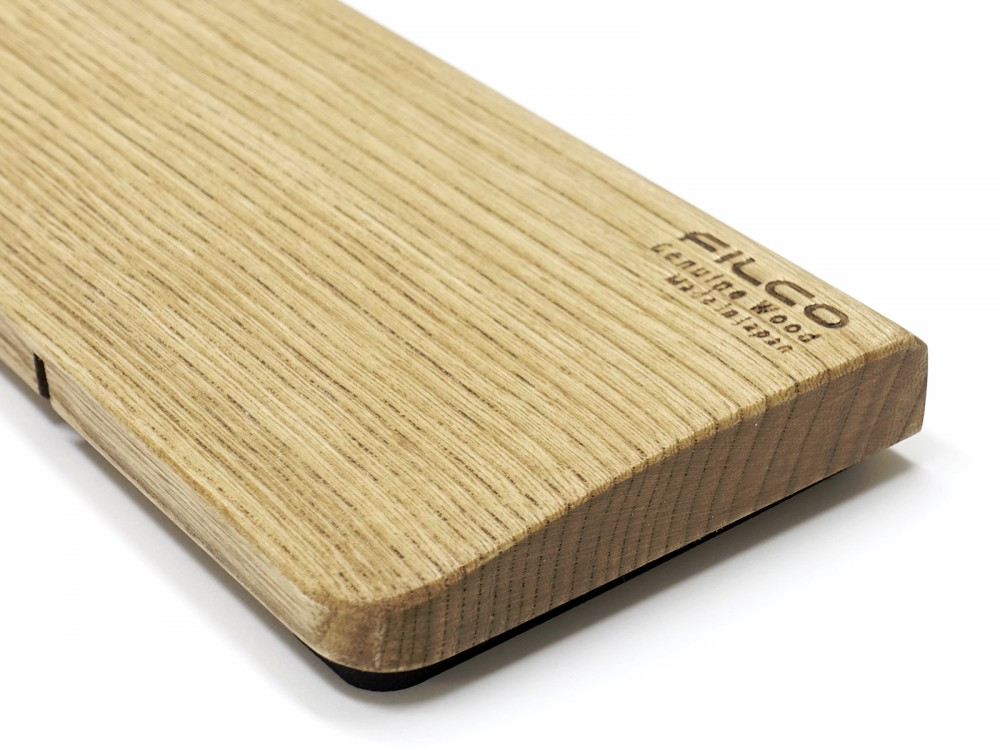 Filco Wood Palm Rest for TenKeyless Keyboards, picture 3