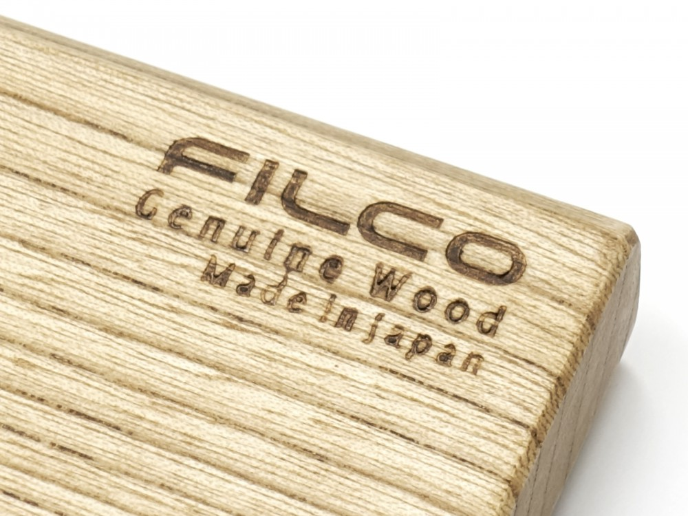 Filco Wood Palm Rest for TenKeyless Keyboards, picture 4