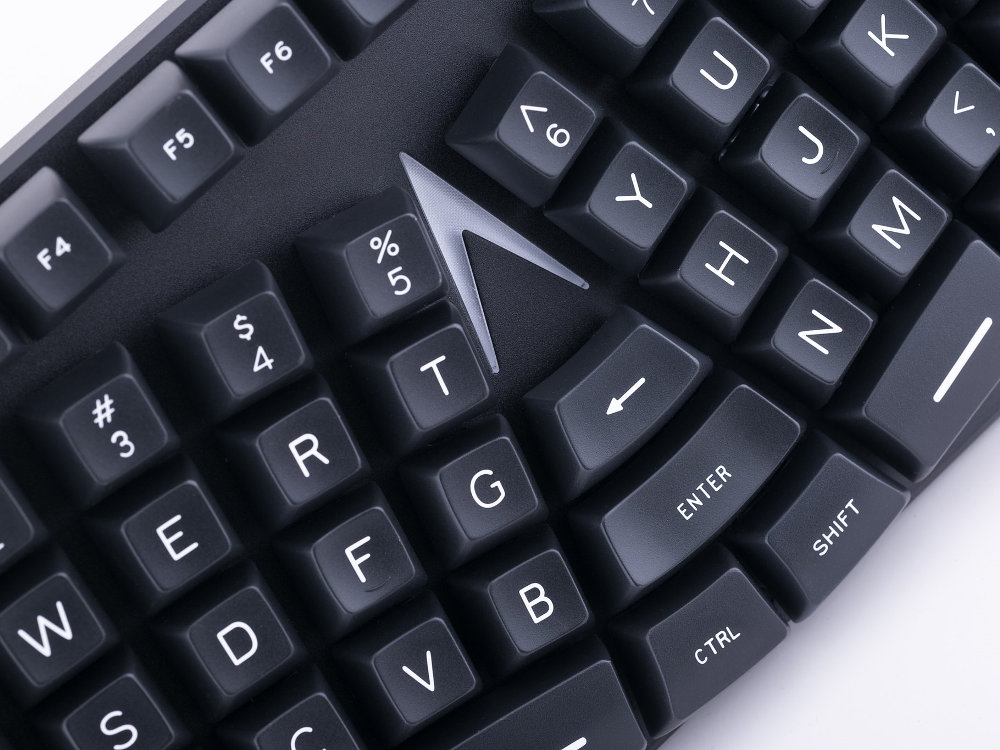 USA X-Bows Nature Ergonomic Optical Tactile Mechanical Keyboard, picture 3