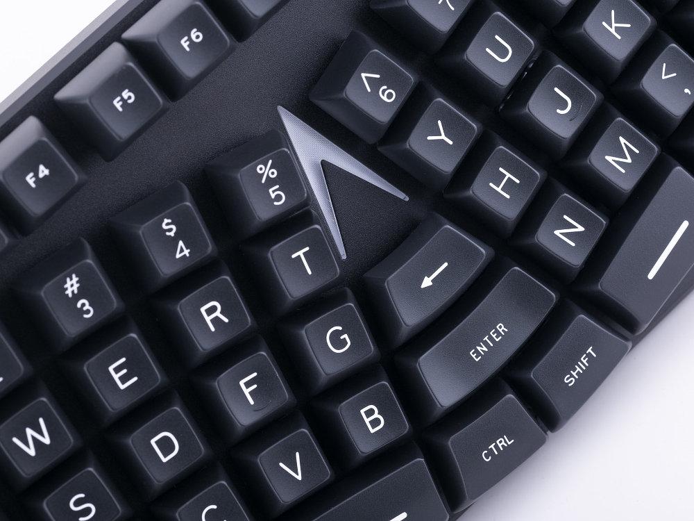 USA X-Bows Nature Ergonomic Tactile Mechanical Keyboard