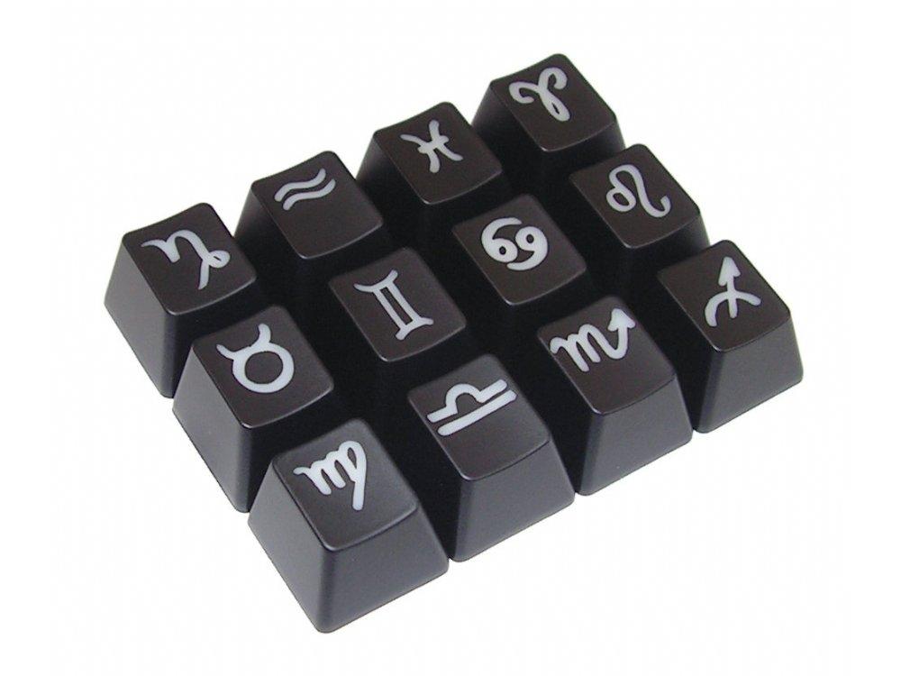 Cherry MX Zodiac Horoscope Keycap Set